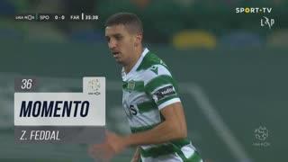 Sporting CP, Jogada, Z. Feddal aos 36'