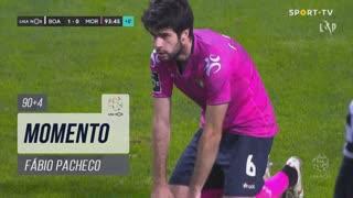 Moreirense FC, Jogada, Fábio Pacheco aos 90'+4'