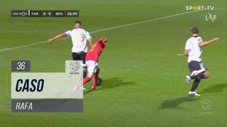 SL Benfica, Caso, Rafa aos 36'
