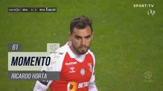 SC Braga, Jogada, Ricardo Horta aos 61'
