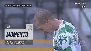 Moreirense FC, Jogada, Alex Soares aos 18'