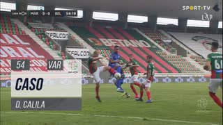 Belenenses SAD, Caso, D. Calila aos 54'