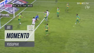 Boavista FC, Jogada, Yusupha aos 86'