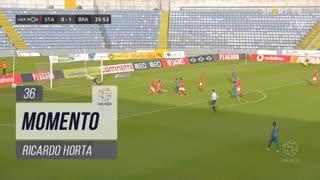 SC Braga, Jogada, Ricardo Horta aos 36'