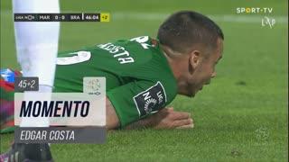 Marítimo M., Jogada, Edgar Costa aos 45'+2'