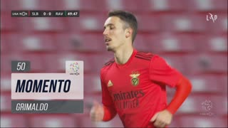SL Benfica, Jogada, Grimaldo aos 50'