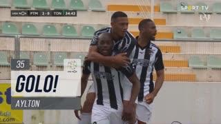 GOLO! Portimonense, Aylton aos 35', Portimonense 2-0 CD Tondela