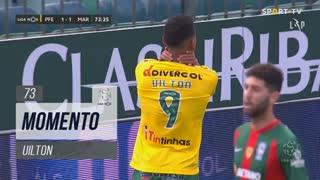 FC P.Ferreira, Jogada, Uilton aos 73'