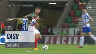 FC Porto, Caso, Luis Díaz aos 7'