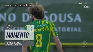 CD Tondela, Jogada, João Pedro aos 43'