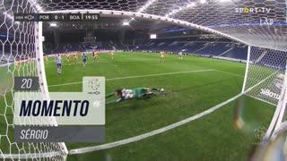 FC Porto, Jogada, Sérgio aos 20'