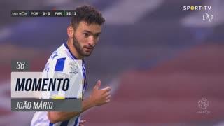 FC Porto, Jogada, João Mário aos 36'