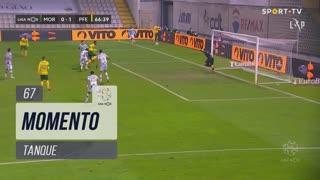FC P.Ferreira, Jogada, Tanque aos 67'