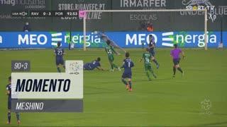 Rio Ave FC, Jogada, Meshino aos 90'+3'