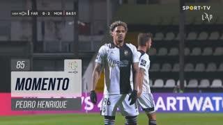 SC Farense, Jogada, Pedro Henrique aos 85'