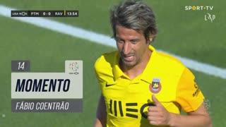 Rio Ave FC, Jogada, Fábio Coentrão aos 14'