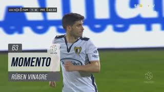 FC Famalicão, Jogada, Rúben Vinagre aos 63'