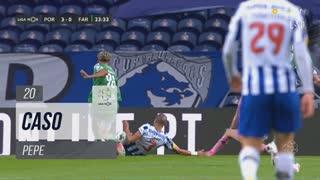FC Porto, Caso, Pepe aos 20'