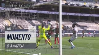 Boavista FC, Jogada, C. Awaziem aos 60'