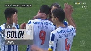 GOLO! FC Porto, Mehdi aos 83', CD Tondela 0-2 FC Porto