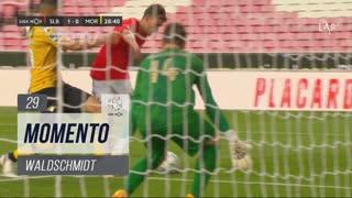 SL Benfica, Jogada, Waldschmidt aos 29'