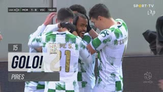 GOLO! Moreirense FC, Pires aos 15', Moreirense FC 1-0 Vitória SC