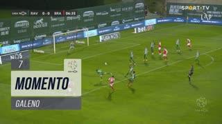 SC Braga, Jogada, Galeno aos 7'