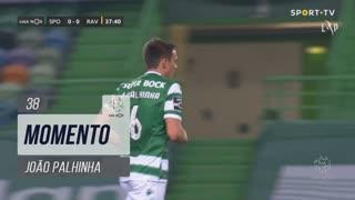 Sporting CP, Jogada, João Palhinha aos 38'