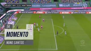 Sporting CP, Jogada, Nuno Santos aos 56'