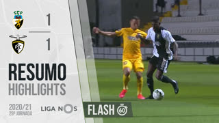 Liga NOS (29ªJ): Resumo Flash SC Farense 1-1 Portimonense