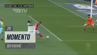 SL Benfica, Jogada, Seferovic aos 29'