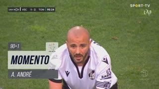 Vitória SC, Jogada, A. André aos 90'+1'