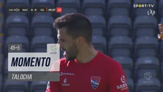 Gil Vicente FC, Jogada, Talocha aos 45'+5'