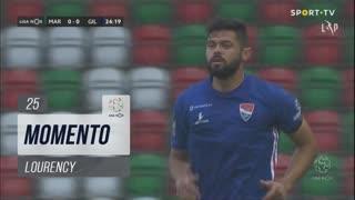Gil Vicente FC, Jogada, Lourency aos 25'