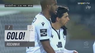 GOLO! Vitória SC, Rochinha aos 7', Vitória SC 1-0 FC Porto