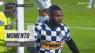 Boavista FC, Jogada, Benguche aos 33'