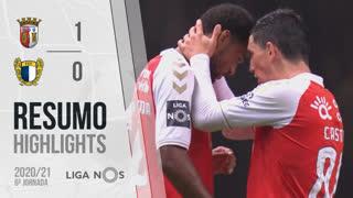 I Liga (6ªJ): Resumo SC Braga 1-0 FC Famalicão