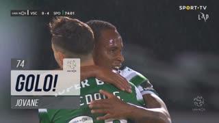 GOLO! Sporting CP, Jovane aos 74', Vitória SC 0-4 Sporting CP