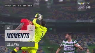 SL Benfica, Jogada, Gilberto aos 51'