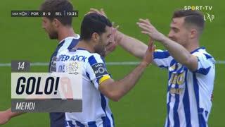 GOLO! FC Porto, Mehdi aos 14', FC Porto 1-0 Belenenses SAD