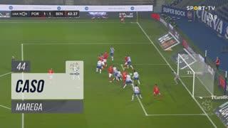 FC Porto, Caso, Marega aos 44'