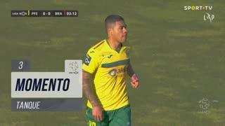 FC P.Ferreira, Jogada, Tanque aos 3'