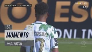 Moreirense FC, Jogada, Walterson aos 68'