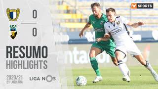 Liga NOS (21ªJ): Resumo FC Famalicão 0-0 SC Farense
