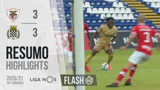 Liga NOS (30ªJ): Resumo Flash Santa Clara 3-3 Boavista FC