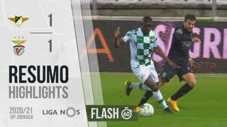 I Liga (19ªJ): Resumo Flash Moreirense FC 1-1 SL Benfica