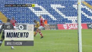 Moreirense FC, Jogada, Walterson aos 45'