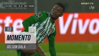 Rio Ave FC, Jogada, Gelson Dala aos 53'