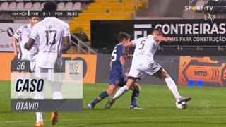 FC Porto, Caso, Otávio aos 36'