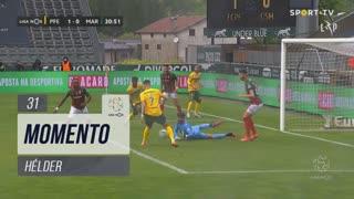 FC P.Ferreira, Jogada, Hélder aos 31'